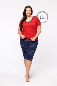 Piżama STAR - plus size