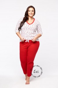 Piżama LADY - plus size