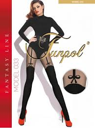 Rajstopy Model 033 plus size